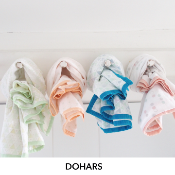 Dohars, couvertures Bindi Atelier